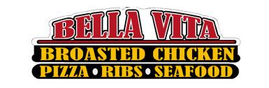 Bella Vita Chicken, Pizza, Ribs & Seafood